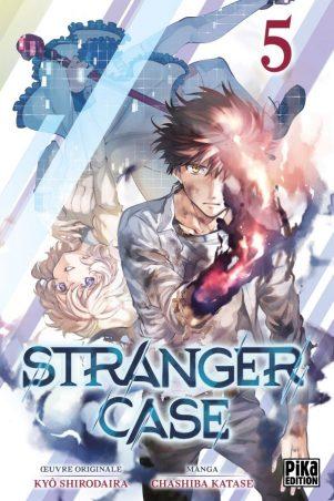 Stranger Case T.05   9782811642037