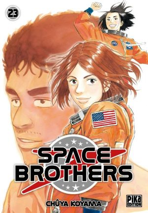 Space Brothers T.23 | 9782811642150