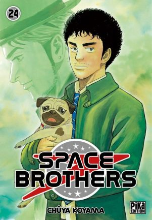 Space Brothers T.24 | 9782811642167