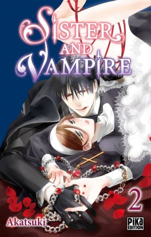 Sister and vampire  T.02   9782811642310