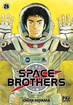Space Brothers T.26 | 9782811644772