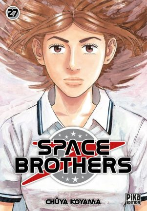 Space Brothers T.27 | 9782811644789