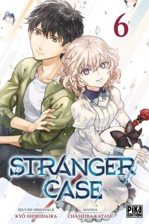 Stranger Case T.06   9782811645403