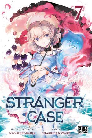 Stranger Case T.07   9782811645410