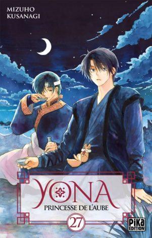 Yona, Princesse de l'Aube T.27 | 9782811645724
