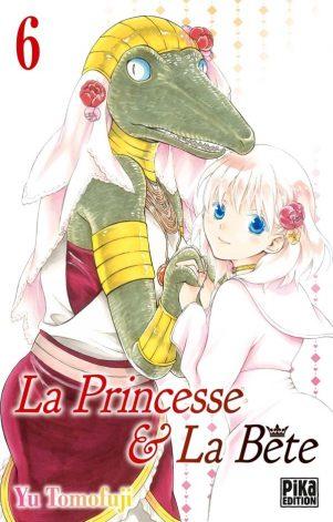 Princesse et la Bete (La) T.06 | 9782811647070
