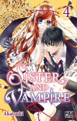 Sister and vampire  T.04   9782811647094