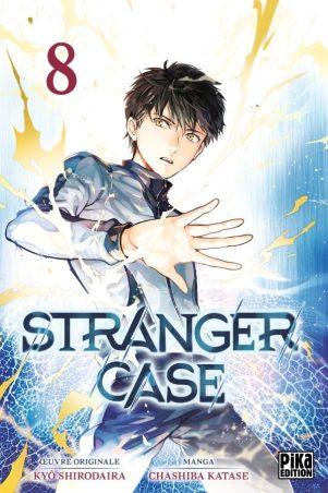 Stranger Case T.08   9782811647131