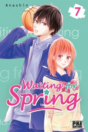 Waiting for spring T.07 | 9782811647148