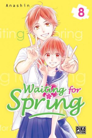 Waiting for spring T.08 | 9782811647155