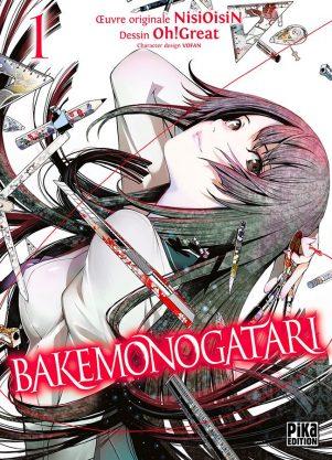 Bakemonogatari T.01 | 9782811648008