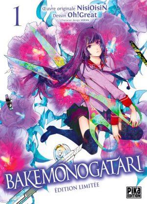 Bakemonogatari T.01 Collector | 9782811648329