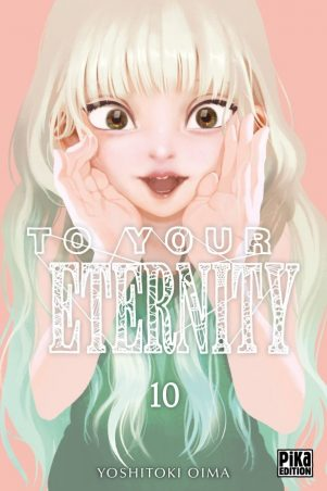 To your Eternity T.10 | 9782811648855