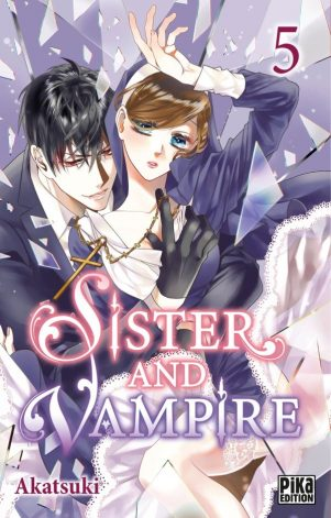 Sister and vampire T.05   9782811649210