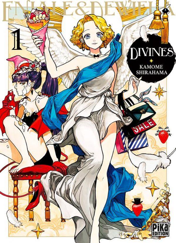 Divines T.01   9782811649456