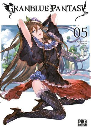 Granblue Fantasy T.05 | 9782811649715