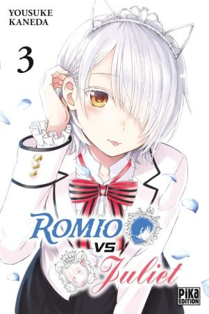 Romio vs Juliet T.03 | 9782811649722