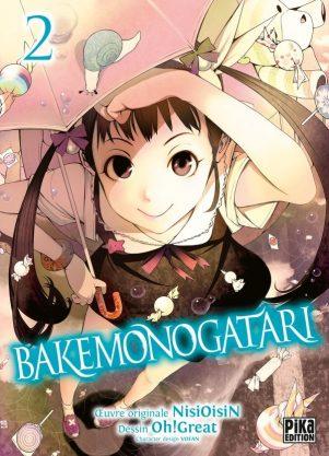 Bakemonogatari T.02 | 9782811649739