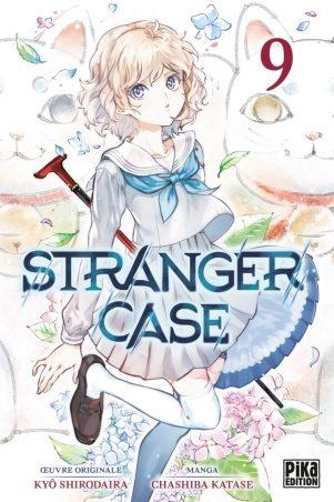 Stranger Case T.09   9782811649753
