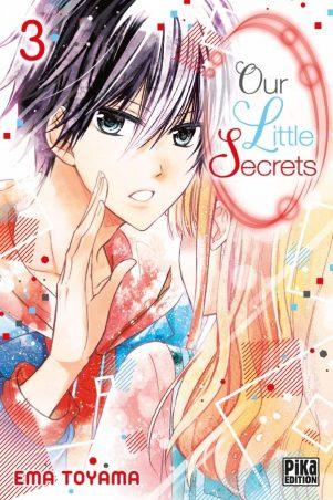Our little secret T.03 | 9782811650100