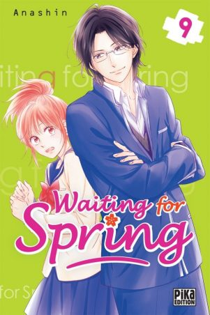 Waiting for spring T.09 | 9782811650131