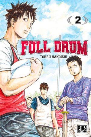 Full drum T.02 | 9782811650186