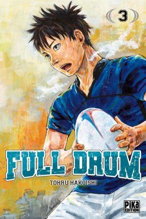 Full drum T.03 | 9782811650193