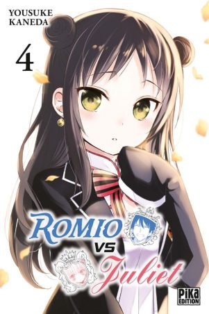 Romio vs Juliet T.04 | 9782811650926