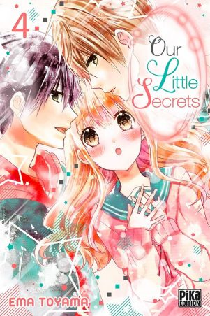 Our little secret T.04 | 9782811651558