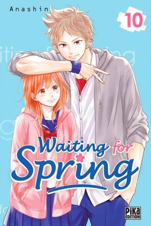 Waiting for spring T.10 | 9782811651565