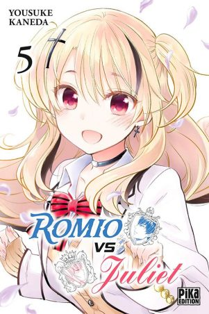Romio vs Juliet T.05 | 9782811651985