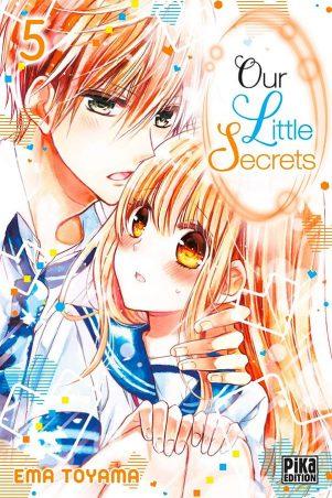 Our little secret T.05 | 9782811652333