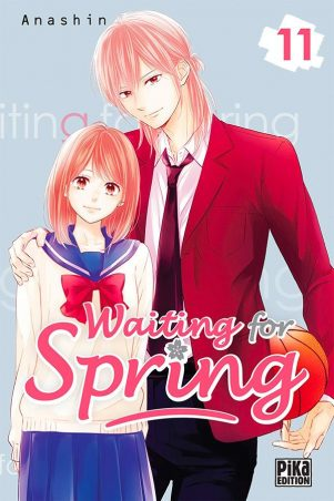 Waiting for spring T.11 | 9782811652364