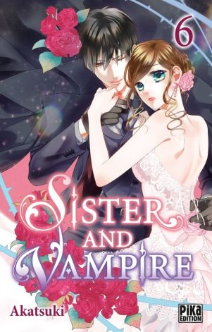 Sister and vampire T.06 | 9782811653071