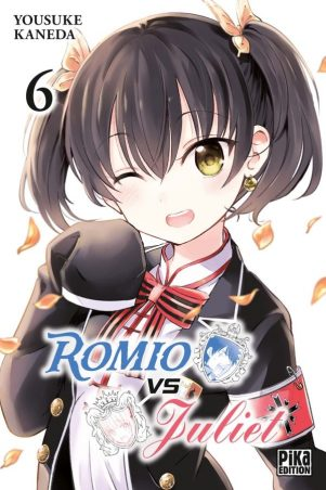 Romio vs Juliet T.06 | 9782811653866