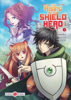 Rising of the Shield Hero (The) T.01 | 9782818936238
