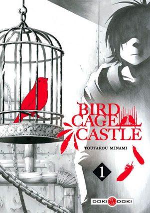 Birdcage castle  T.01   9782818945056
