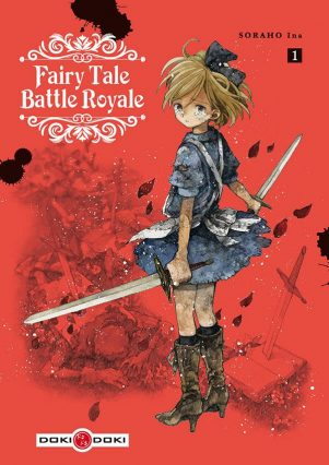 Fairy tale battle royale  T.01 | 9782818946794