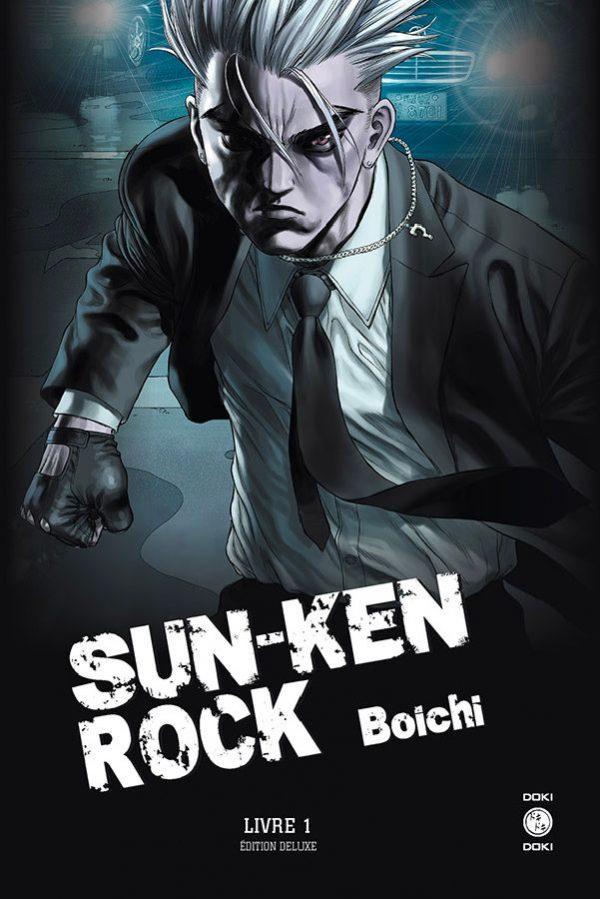 Sun ken Rock Édition deluxe T.01 | 9782818965863
