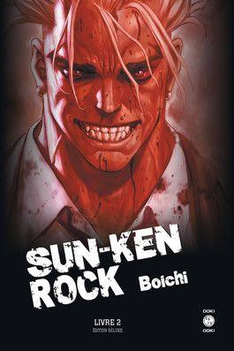 Sun ken Rock Édition deluxe T.02 | 9782818965870