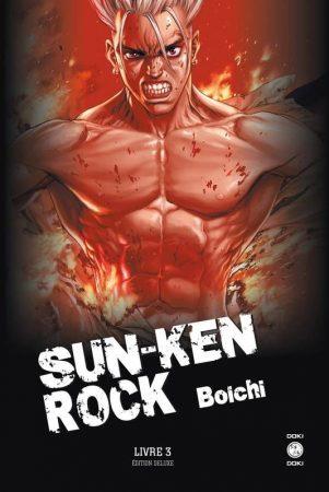 Sun ken Rock Édition deluxe T.03 | 9782818966167