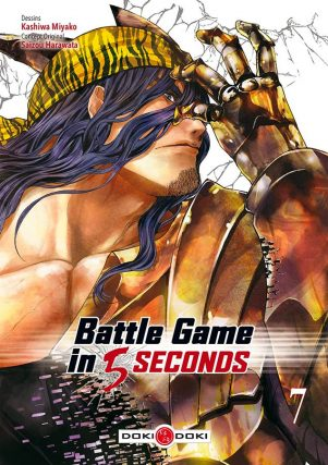 Battle game in 5 secondes T.07 | 9782818968468