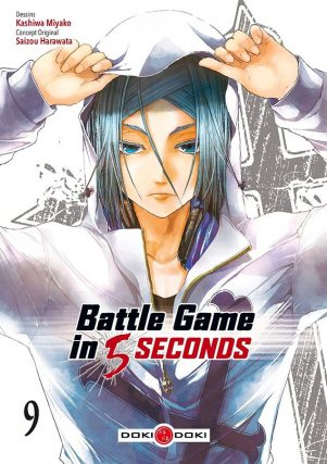 Battle game in 5 secondes T.09 | 9782818975558