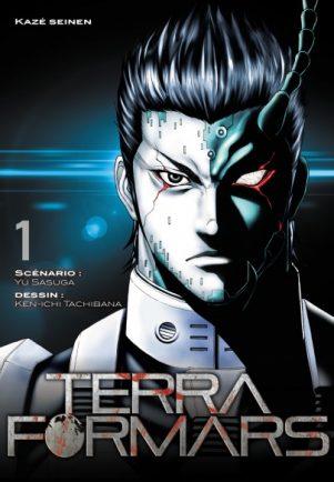 Terra Formars T.01 | 9782820306159