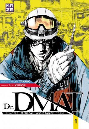 Dr. Dmat T.01 | 9782820307651