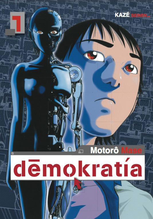 Demokratia T.01 | 9782820316769