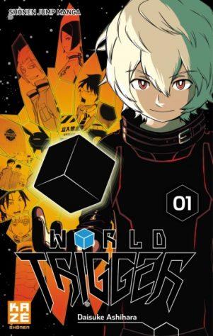 World Trigger T.01 | 9782820318190