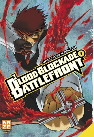 Blood Blockade Battlefront  T.01 | 9782820323521
