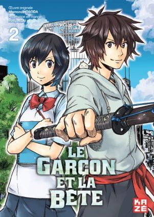 Garcon et la Bete (Le) T.02   9782820324559