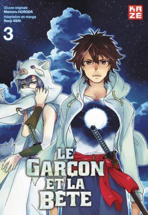 Garcon et la Bete (Le) T.03   9782820325259